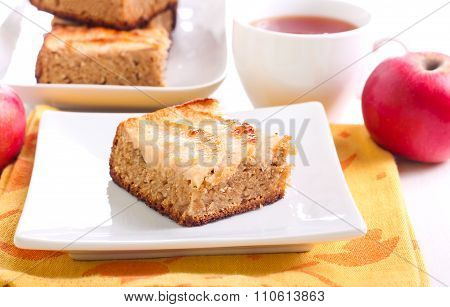 Buttermilk Whole Meal Cake