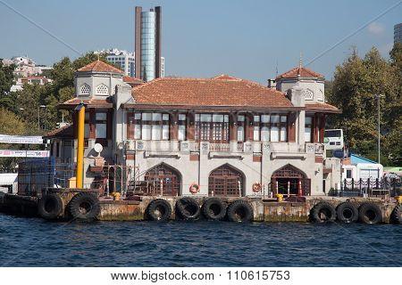 Besiktas Ferry Port