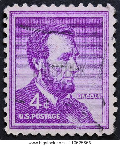Politicus on a postage stamp