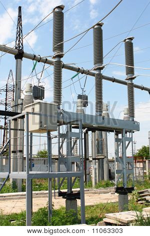 High-voltage Substation