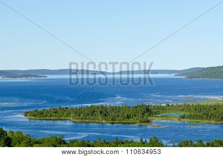 Shore Of Newfoundland