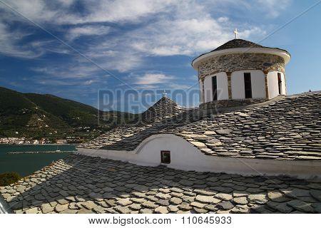 Skopelos Ortodox Churche