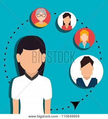 People avatar profile