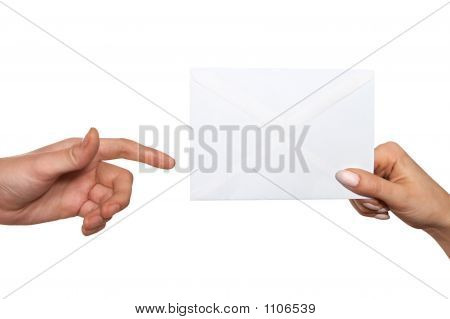 Passing Envelope