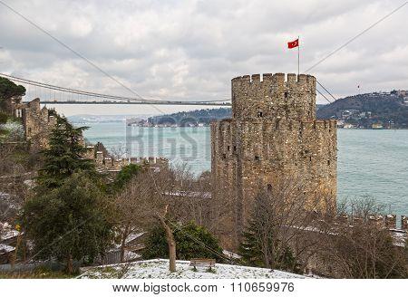 Roumeli Hissar Castle