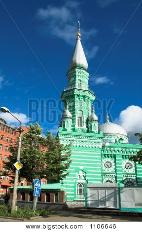 Mosque In Perm