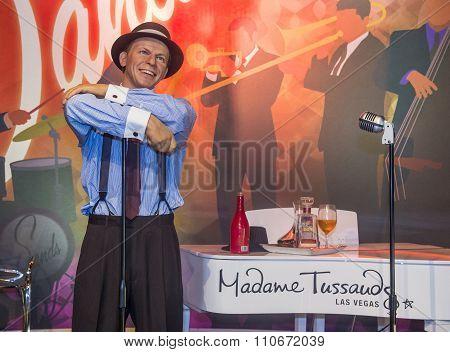 Las Vegas ,  Madame Tussauds