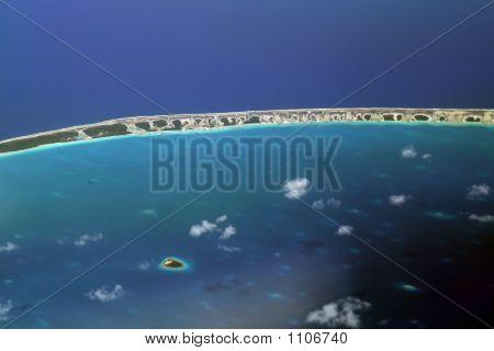 Pacific Ocean Atoll