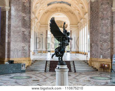 Mercier, Gloria Victis, Petit Palais, Paris