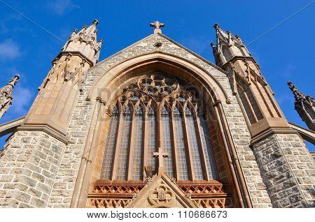 Ornate St. Patrick's Basilica: Fremantle, Western Australia