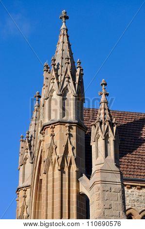 St. Patrick's Basilica in Fremantle, Western Australia