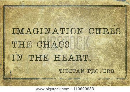 Imagination Cures Tp