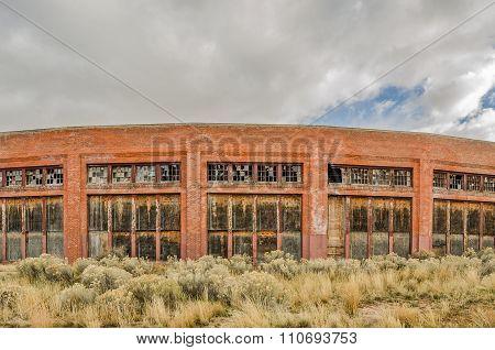 Brick Roundhouse