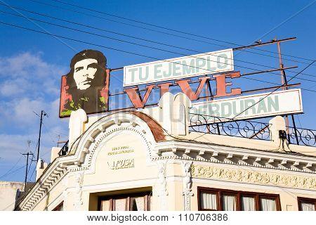 Che Guevara Sign
