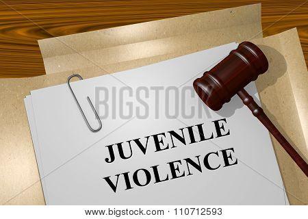Juvenile Violence Concept