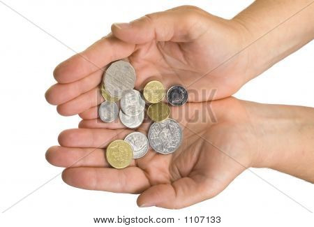 Money Hands 1