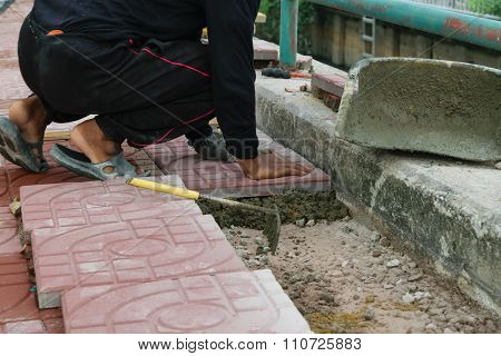 Making The Sidewalk