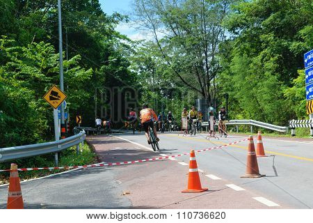 Cycling Competition In