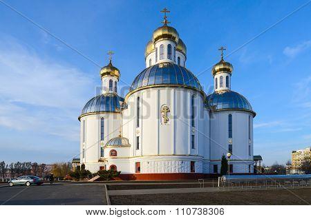 Holy Resurrection Cathedral, Brest, Belarus