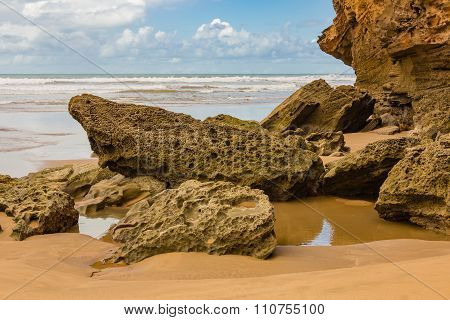 Atlantic Coast, Morocco
