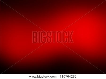 Abstract Red Background Valentines Christmas Design Layout, Red Paper, Smooth Gradient Background Te