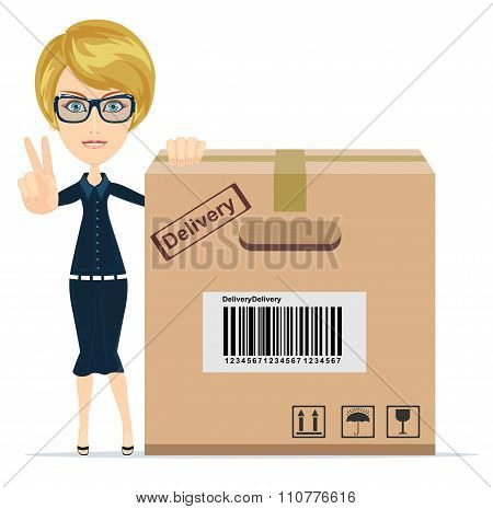 Women in Business - delivery service