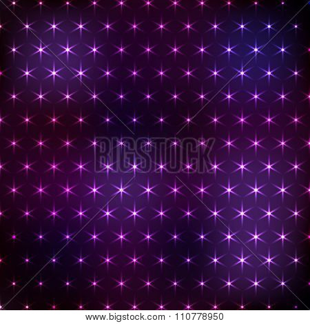 Abstract purple shining background