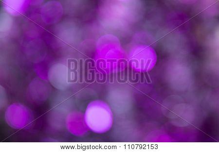 Indistinct Lilac-violet Background