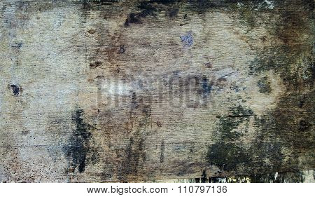 Wooden Grunge Abstract / Vintage Background Texture.