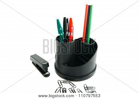 Paper Clips And Other Stationery