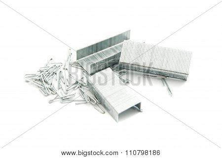 Heap Of Staples