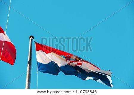 Flag Of Croatia, The Tricolour Trobojnica