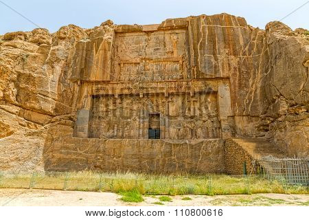 Persepolis royal tombs