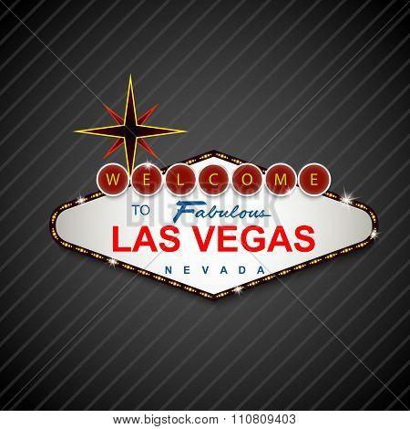 Las Vegas Casino Sign background