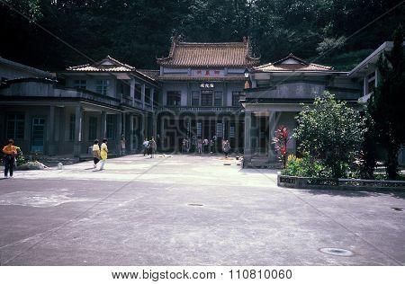 Shih Tou Shan Buddhist Temple