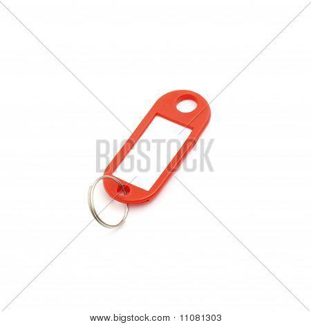 close up of a key fob