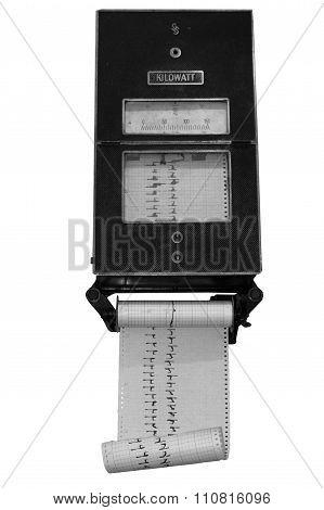 Old Wattmeter
