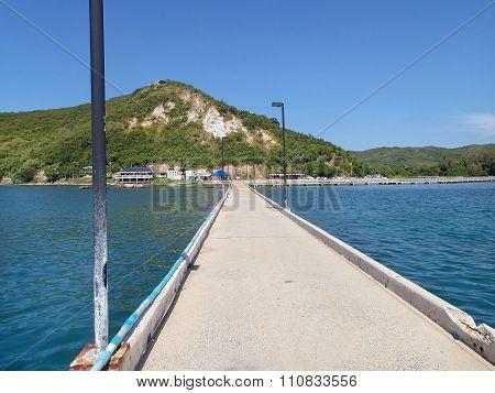 Bridge to the Island