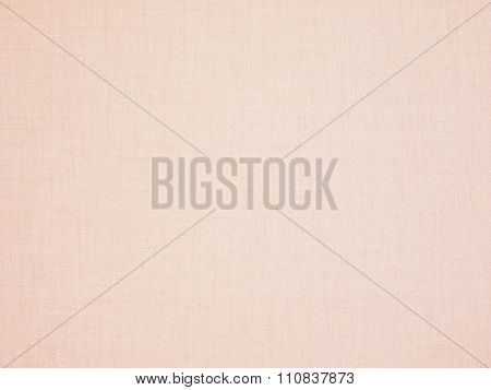 Retro Looking Brown Burlap Background