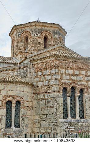 byzantine church in Corfu town
