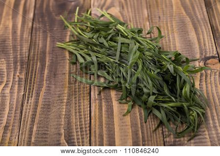 Aromatic Twigs Of Eating Herbs