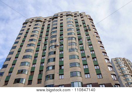 Modern Multi-storey Residential Buildings