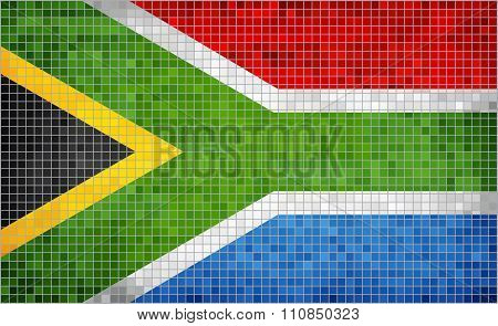 Flag Of South Africa.eps