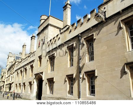 Lincoln College, Oxford University
