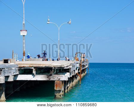 Fishermen: Jetty Life