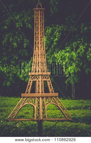 Fake Eiffel Tower