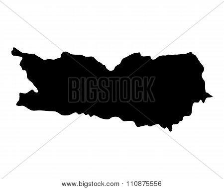 Map Of Carinthia