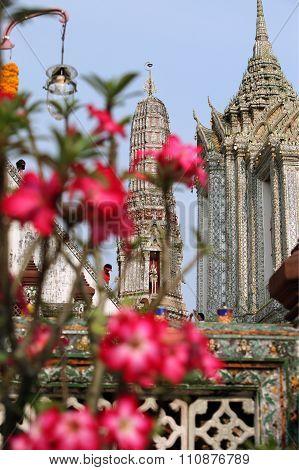 Asia Thailand Bangkok Banglamphu Wat Arun