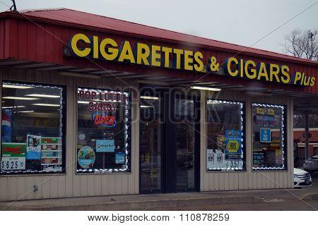 Cigarettes & Cigars Plus