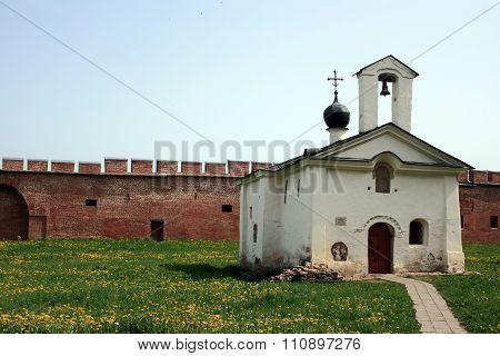 Russian church. Russia.